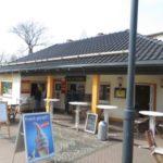 Mittagstisch Kiosk am Rathaus in Thalheim Erzgebirge