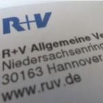 R+V Beitragsanpassung Wohngebäudeversicherung