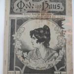 Mode und Haus Illustriertes Moden- und Familien-Journal