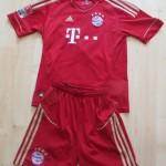 FC Bayern Trikot und Hose für Kinder Größe 152