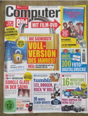 Cover Computerbild Ausgabe 18 2014 vom 09.08.2014