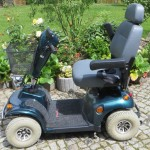 Gebrauchtes 4- Rad Senioren Elektromobil