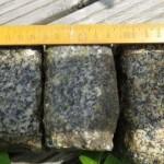 Granit Pflastersteine gebraucht zu verkaufen