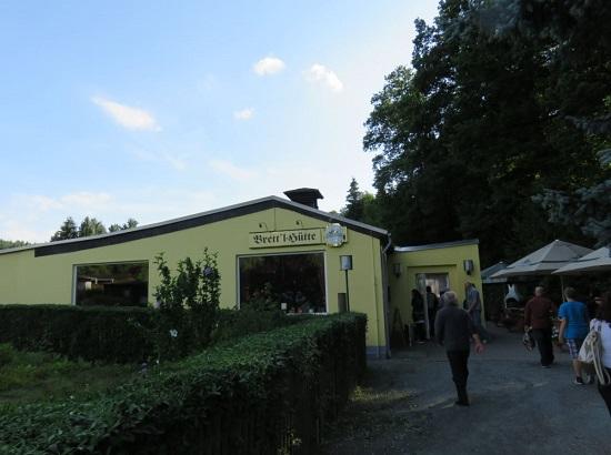 Brett´l Hütte in Chemnitz