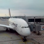 a380-800 Frankfurt Los Angeles
