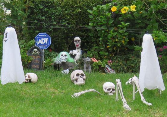 Halloween in Berverly Hills