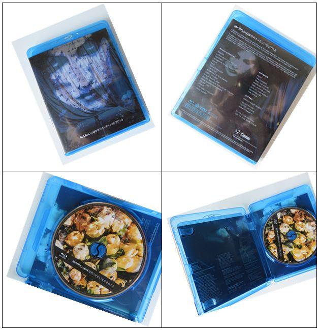 Marillion brave live 2013 als Blu-Ray