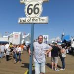 Wo endet die Route 66 ?