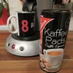 Gut und günstig Caffe`Espresso – aus Kaffee Pads mehr rausholen