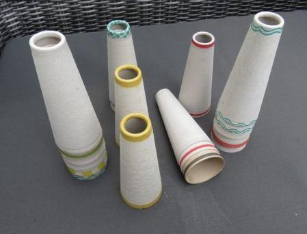 Kegel , Zylinder Garn Kone aus Pappe kaufen