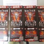 Billige Wacken Tickets 2017