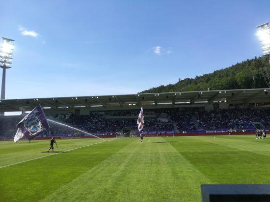 Erzgebirge Aue Stadion
