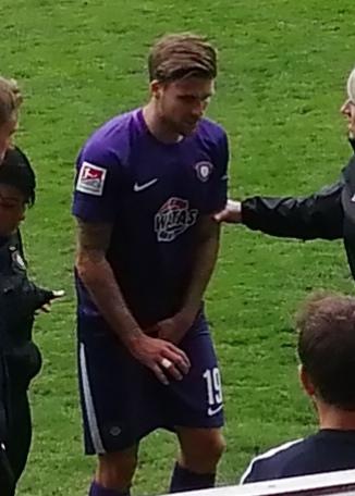 Philipp Zulechner verletzt