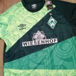 120 Jahre Werder Bremen Trikot aus China