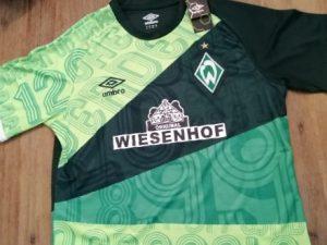 120 Jahre Werder Bremen Trikot