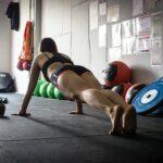 Fitness-Studio in der Wohnung