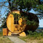 Vorteile einer eigenen Sauna im Garten