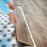 Trittschalldämmung für Vinylboden, was zeichnet sie aus?